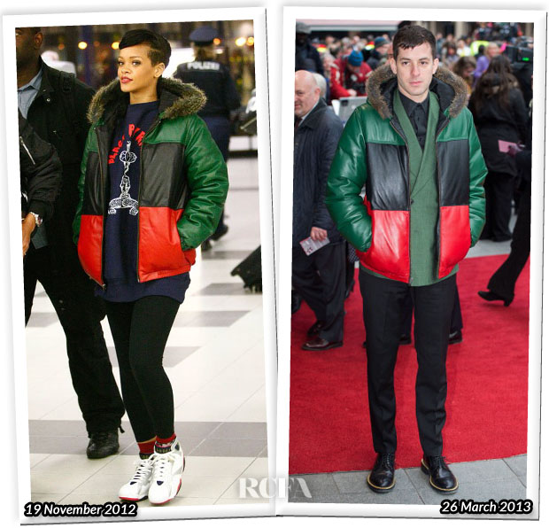 Who Wore Supreme Better Rihanna or Mark Ronson