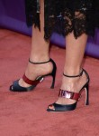 Faith Hill's Christian Dior shoes