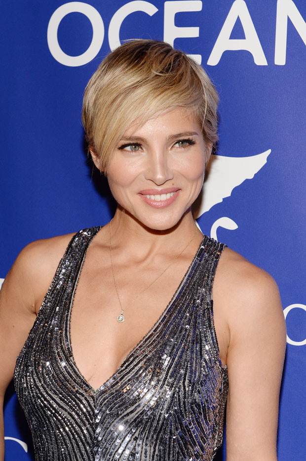 Elsa Pataky in Naeem Khan