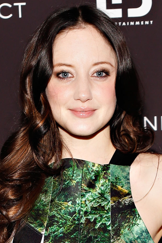 Andrea Riseborough in Proenza Schouler
