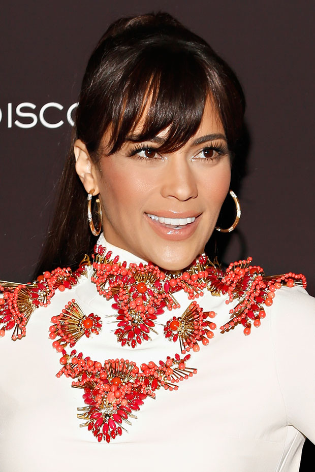Paula Patton in Gucci