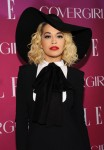 Rita Ora in Saint Laurent