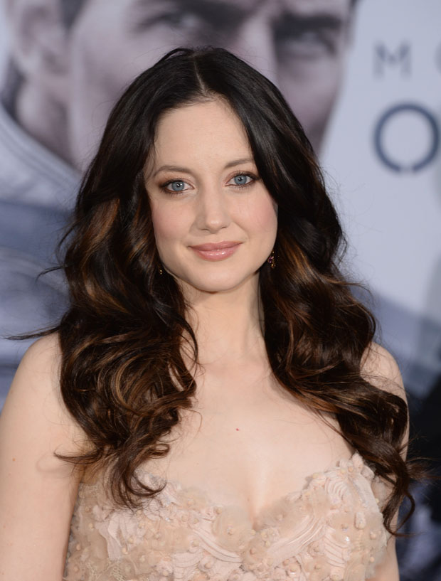 Andrea Riseborough in Elie Saab Coutue