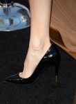 Olga Kurylenko's Tom Ford pumps