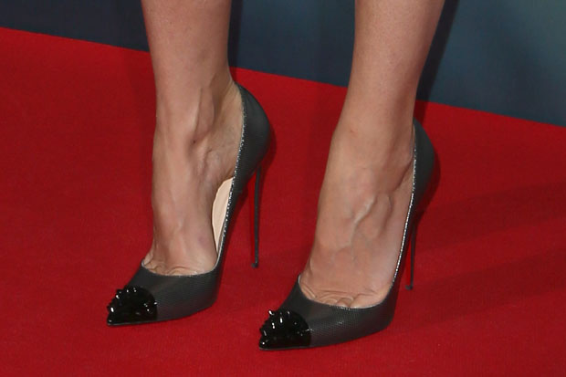 Gwyneth Paltrow's Christian Louboutin heels