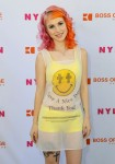 Hayley Williams in Jeremy Scott