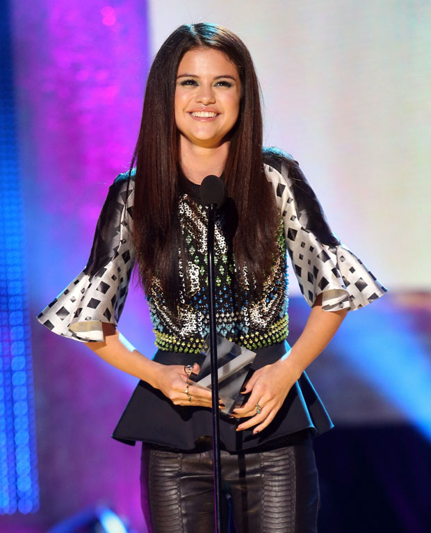 Selena Gomez in Peter Pilotto