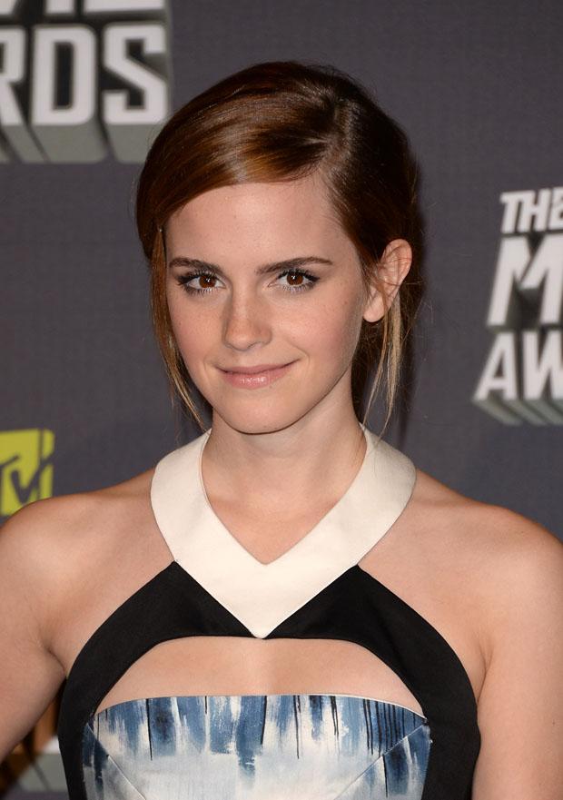 Emma Watson in Maxime Simoëns