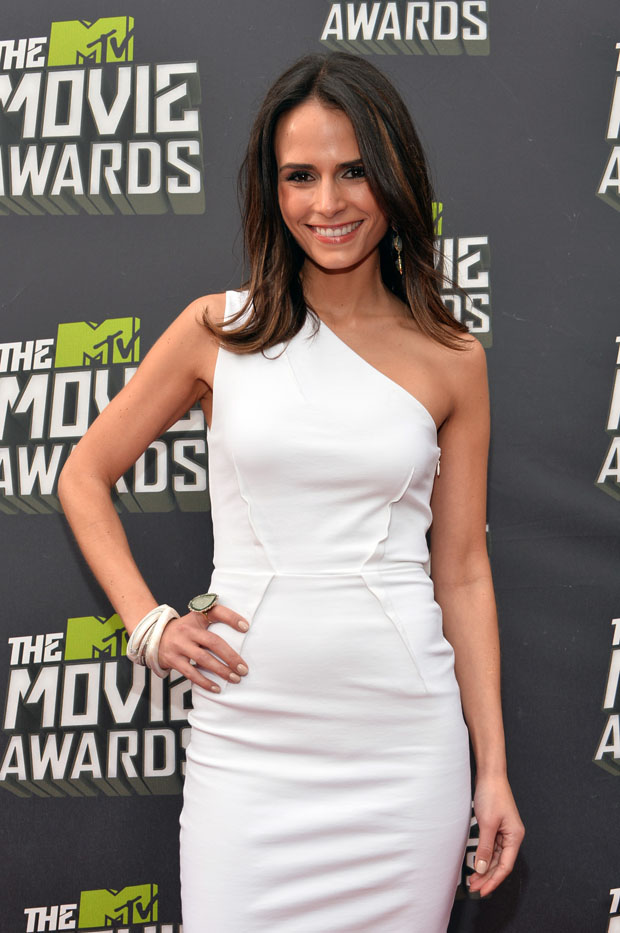 Jordana Brewster in Camilla and Marc