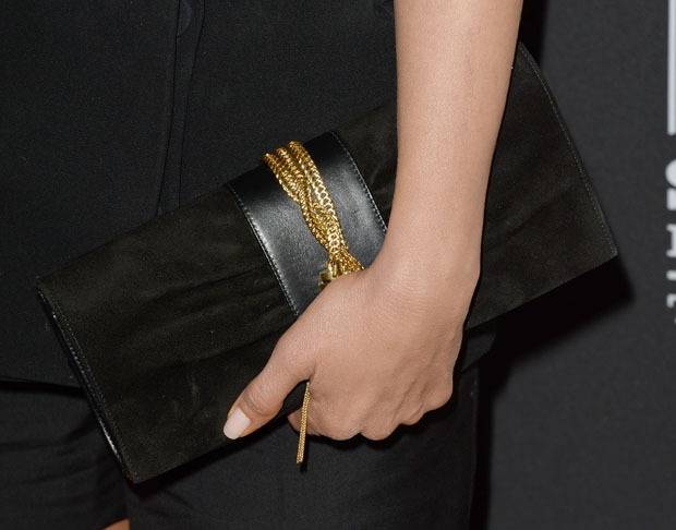 Jennifer Aniston's Tom Ford clutch