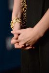 Charlize Theron's Van Cleef & Arpels jewelry