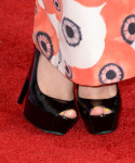 Bella Thorne's Ruthie Davis shoes