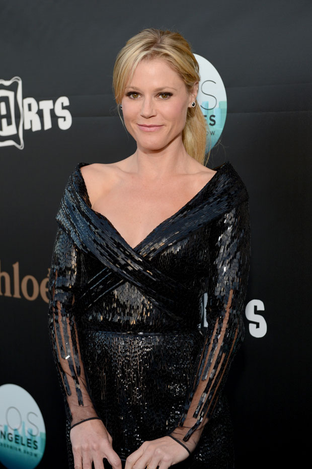 Julie Bowen in Zuhair Murad