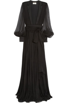You Can Daisy S Saint Lau Le Smoking Gown From Matches Fashion Global And Uk