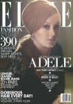 Adele For Elle US May 2013