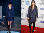 Amanda Peet In Band of Outsiders - 'Trust Me' Tribeca Film Festival Premiere