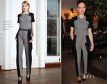 Amanda Seyfried In Roland Mouret - Linda Wells celebrates Allure Magazine's Look Better Naked Issue