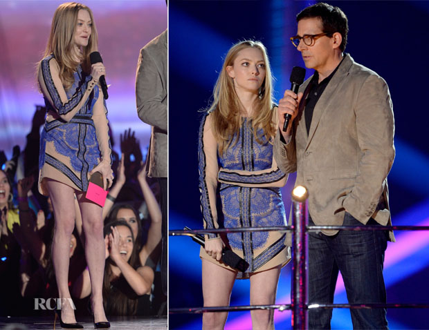 Amanda Seyfried In Three Floor - 2013 MTV Movie Awards