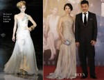 Amy Kwok In Armani Privé - 2013 Hong Kong Awards