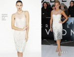 Ashley Roberts In Rachel Gilbert - 'Oblivion' London Premiere
