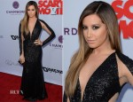 Ashley Tisdale In Maria Lucia Hohan - 'Scary Movie 5' LA Premiere