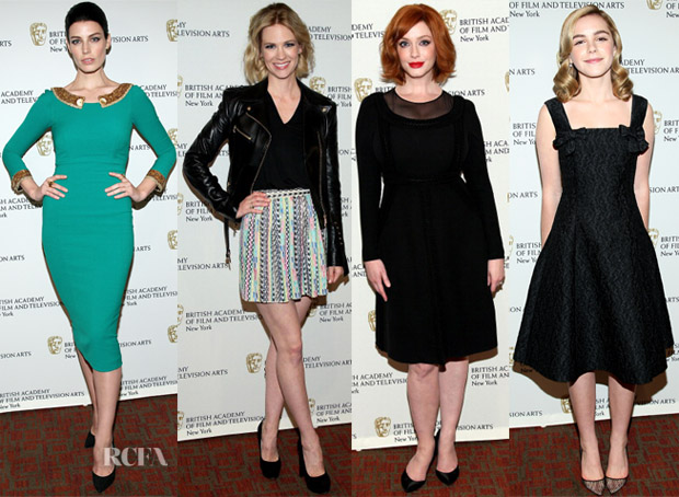 BAFTA New York Celebrates 'Mad Men