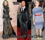 Best Dressed Of The Week - Nicole Kidma In Oscar de la Renta, Diane Kruger In Preen and Ryan Gosling In Gucci