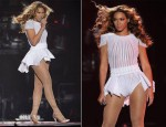 Beyonce Knowles Kicks Off Her 'Mrs. Carter' World Tour In Ralph & Russo