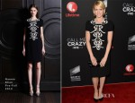 Brittany Snow In Naeem Khan - 'Call Me Crazy: A Five Film' Premiere