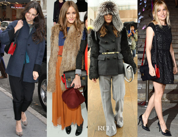 Celebrities Love The Delvaux 'Madame' Bag