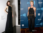 Charlize Theron In Jason Wu - 24th Annual GLAAD Media Awards