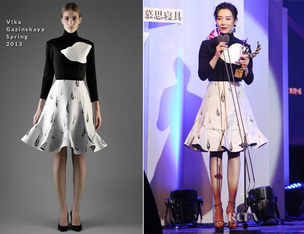 Chen Shu In Vika Gazinskaya - SM Weekly Awards