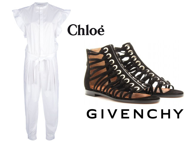 Chlloe & Givenchy Gwyneth Paltrow