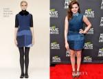 Chloe Moretz  In Louis Vuitton - 2013 MTV Movie Awards