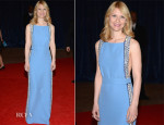 Claire Danes In Prada - 2013 White House Correspondents' Association Dinner