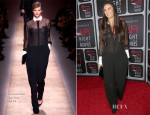Demi Moore In Valentino - Target Presents AFI's Night At The Movies
