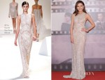 Elanne Kwong In Elie Saab - 2013 Hong Kong Film Awards