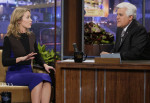 Emily Blunt In Victoria Beckham - The Tonight Show with Jay Leno