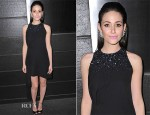 Emmy Rossum In Christian Dior - New Yorkers for Children 10th Anniversary Spring Dinner
