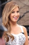 Ashley Tisdale in Rebecca Minkoff