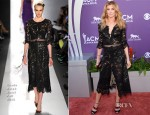 Faith Hill In Chado Ralph Rucci - 2013 ACM Awards