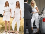 Gwyneth Paltrow In Chloé - Chateau Marmont