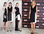 Gwyneth Paltrow In Christian Dior - 'Iron Man 3' London Photocall