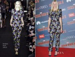 Gwyneth Paltrow In Erdem - 'Iron Man 3' Paris Premiere