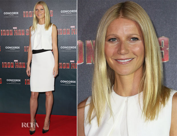 Gwyneth Paltrow In Kaufmanfranco - 'Iron Man 3' Munich Photocall