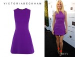 Gwyneth Paltrow's Victoria Beckham Mini Dress