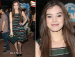 Hailee Steinfeld In Dolce & Gabbana - City Year Los Angeles' Spring Break: Destination Education