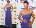 Halle Berry In Roberto Cavalli - 'The Call' Buenos Aires Premiere