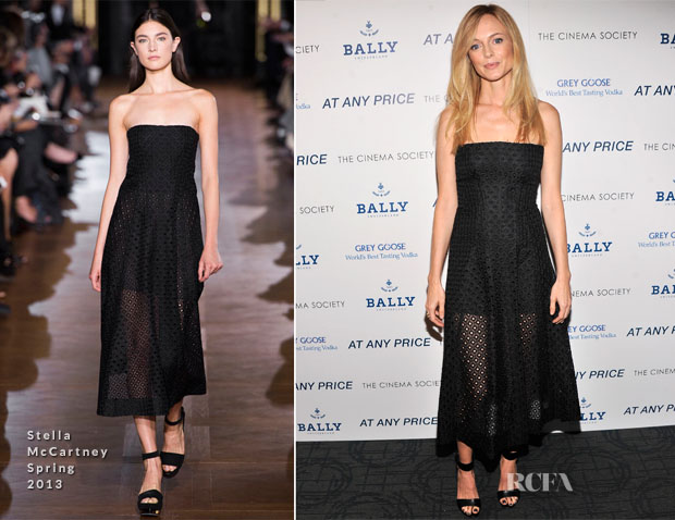 Heather Graham In Stella McCartney - 'At Any Price' New York Screening