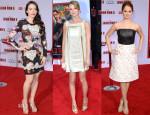 'Iron Man 3' Red Carpet Round Up